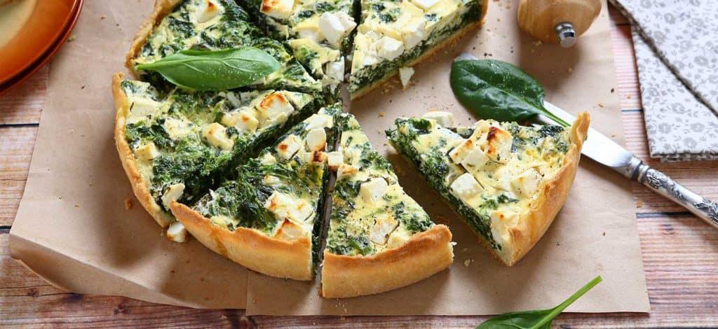 Spring Spinach Pie